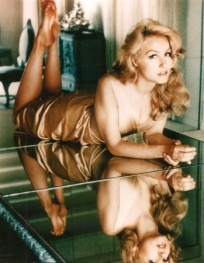 Gold Dress Mirror